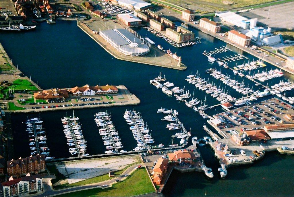 About Hartlepool Marina