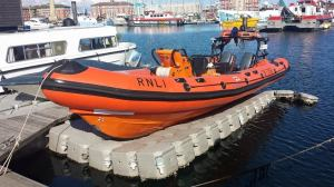 RNLI Atlantic 75 - Versadock